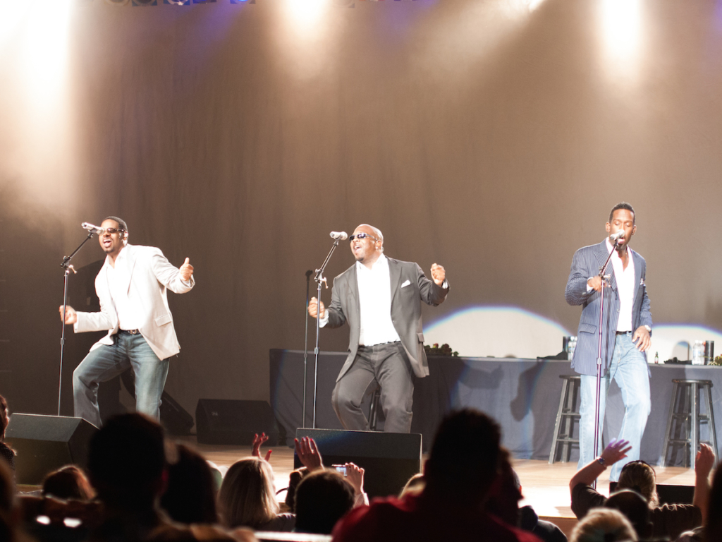 Boyz II Men Concert - Photo by Jay Soriano