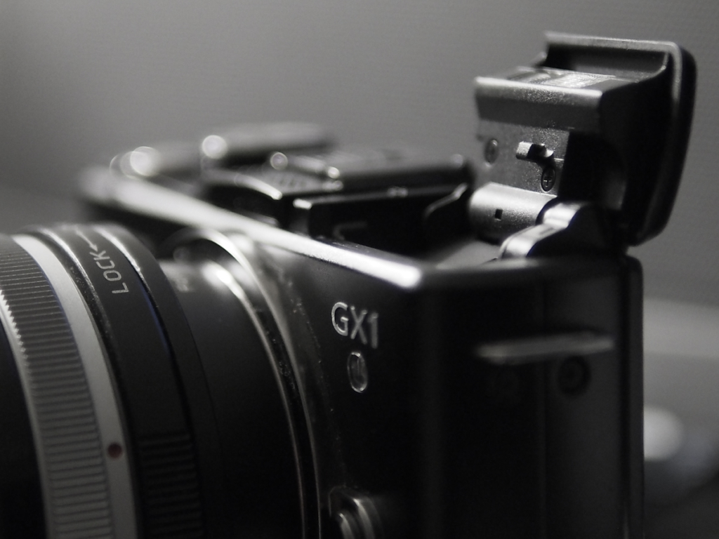 How to Bounce Flash on the GX1 or GX7