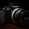 FD Lens Test: Canon FD 50mm f1.4 vs Olympus 45mm f1.8