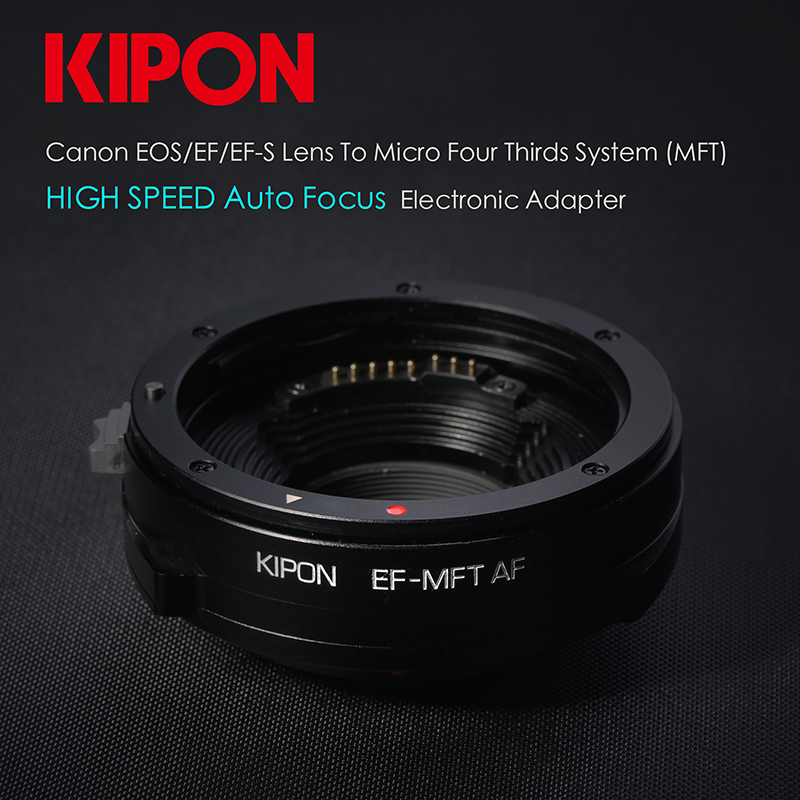 Kipon EF to Micro Four Thirds AF Adapter