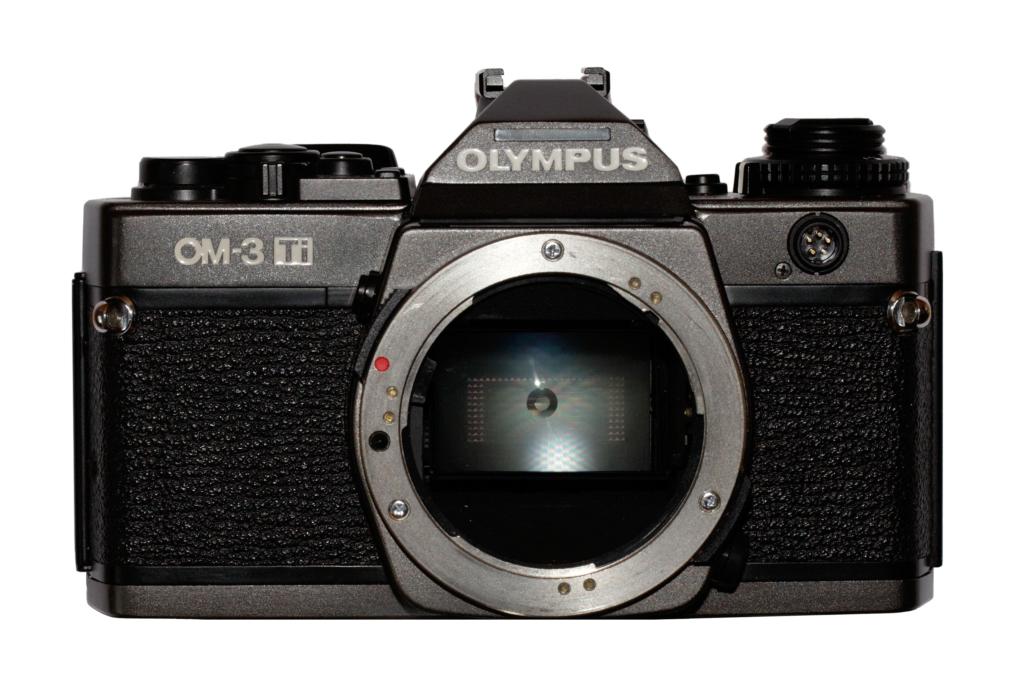 Olympus OM-3ti